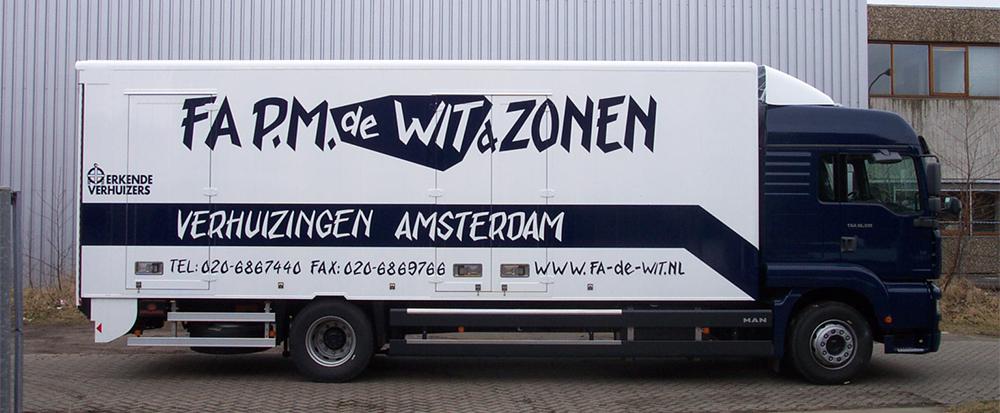 FA P.M. de Wit & Zonen