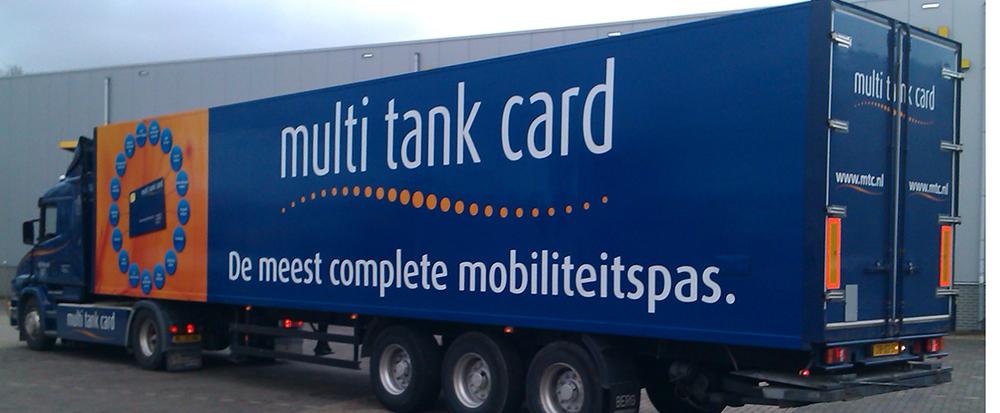 Multi Tank Card